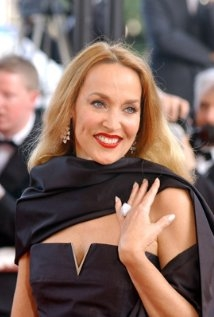 Una foto di Jerry Hall