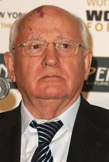 Una foto di Mikhail Gorbachev