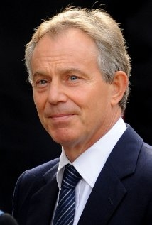 Una foto di Tony Blair