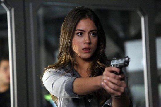 Agents of S.H.I.E.L.D.: Chloe Bennet nell'episodio Turn, Turn, Turn