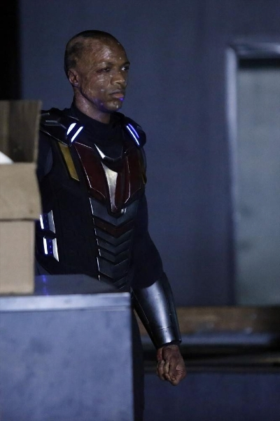 Agents of S.H.I.E.L.D.: J. August Richards in una scena dell'episodio End of the Beginning
