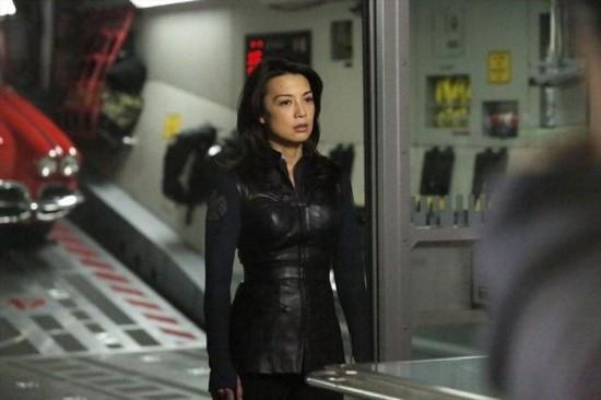 Agents of S.H.I.E.L.D.: Ming-Na Wen in una scena dell'episodio Turn, Turn, Turn della prima stagione