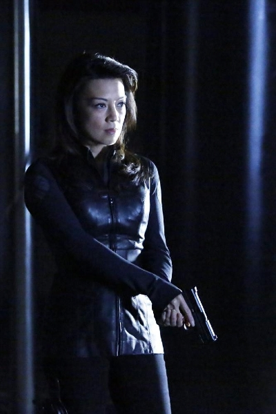 Agents of S.H.I.E.L.D.: Ming-Na Wen in una scena dell'episodio End of the Beginning
