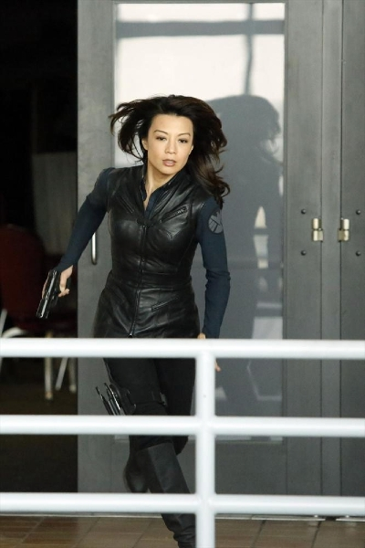 Agents of S.H.I.E.L.D.: Ming-Na Wen nell'episodio End of the Beginning della prima stagione