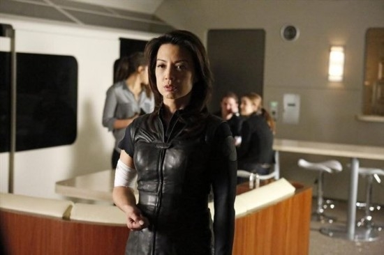 Agents of S.H.I.E.L.D.: Ming-Na Wen nell'episodio Turn, Turn, Turn