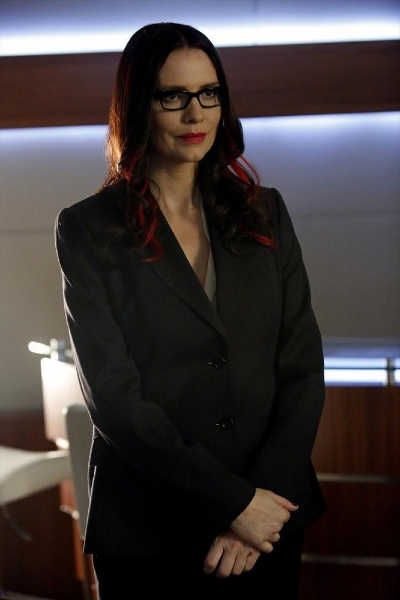 Agents of S.H.I.E.L.D.: Saffron Burrows nell'episodio End of the Beginning