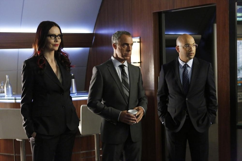 Agents of S.H.I.E.L.D.: Saffron Burrows, Titus Welliver e Max Hernández nell'episodio End of the Beginning