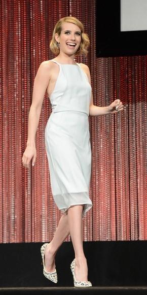 Emma Roberts al PaleyFest del 2014