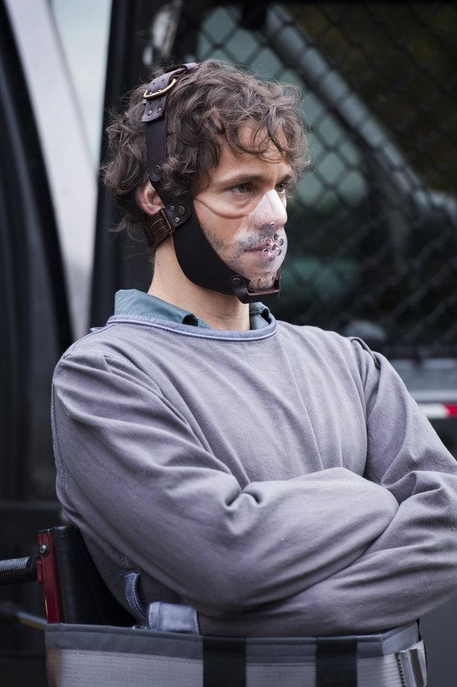 Hannibal: Hugh Dancy in una scena dell'episodio Mukozuke