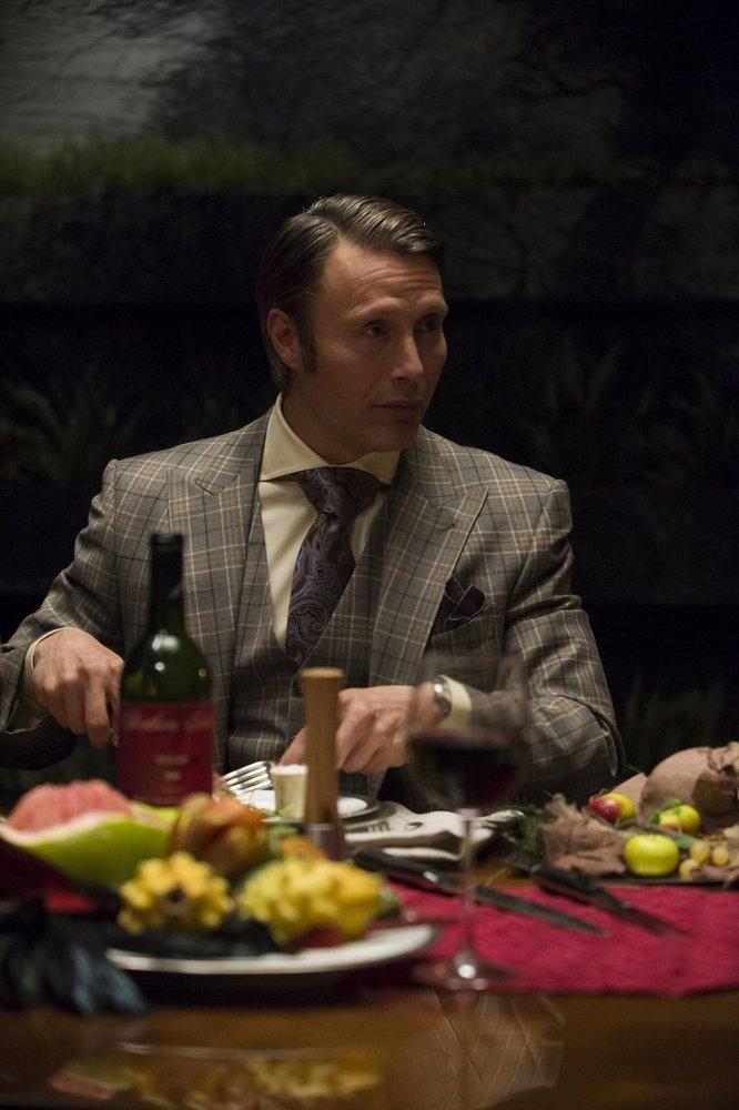 Hannibal: Mads Mikkelsen nell'episodio Futamono