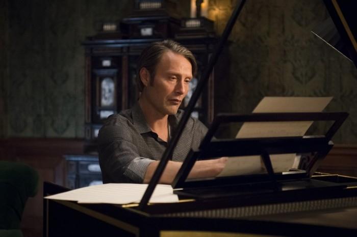 Hannibal: Mads Mikkelsen nell'episodio Futamono della seconda stagione