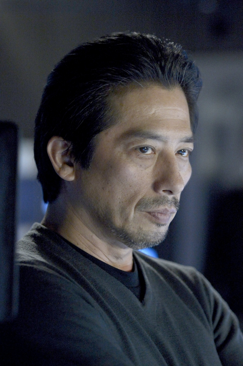 Helix: Hiroyuki Sanada nel'episodio Vector