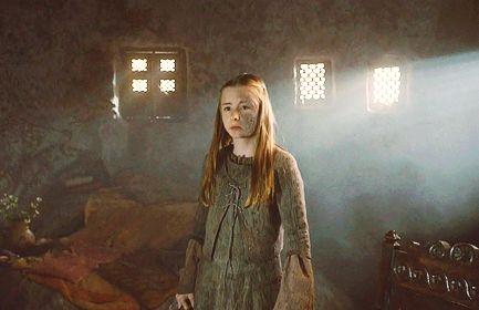 Il trono di spade: Kerry Ingram è la piccola Shireen Baratheon