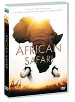 La copertina di African Safari 3D (dvd)