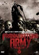 La copertina di Frankenstein\'s Army (dvd)