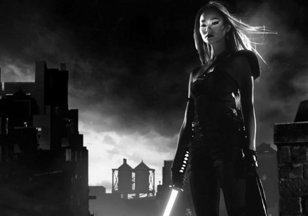 Sin City - Una donna per cui uccidere: un'immagine della misteriosa Jamie Chung