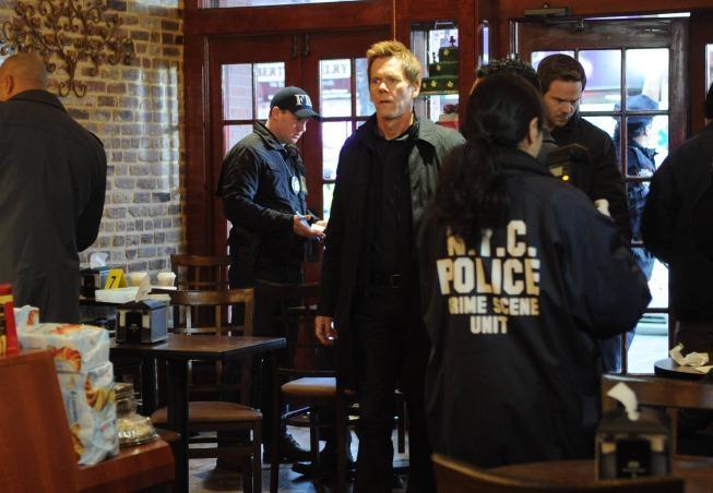 The Following: Kevin Bacon e Shawn Ashmore nell'episodio Freedom della seconda stagione