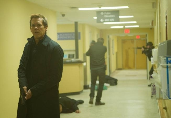 The Following: Kevin Bacon nell'episodio Freedom della seconda stagione