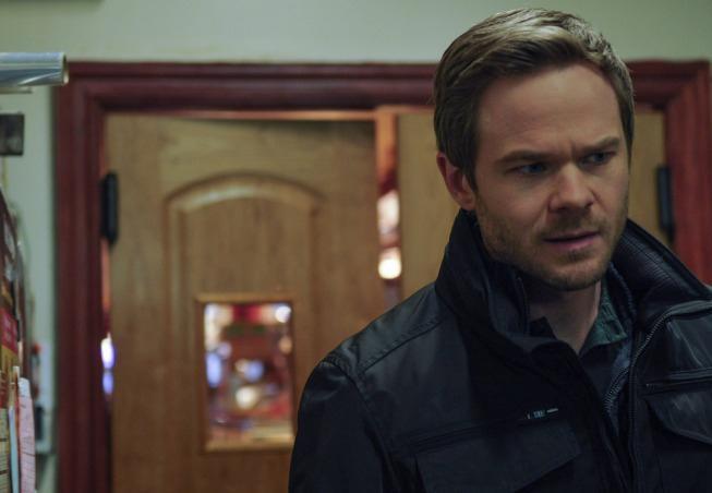 The Following: Shawn Ashmore in una scena dell'episodio Freedom