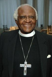 Una foto di Desmond Tutu