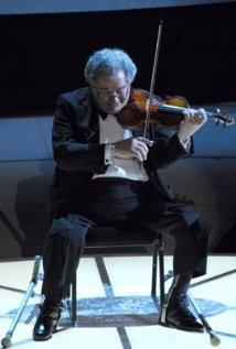 Una foto di Itzhak Perlman