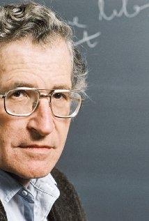 Una foto di Noam Chomsky