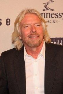 Una foto di Richard Branson