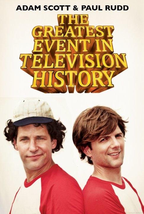La locandina di The Greatest Event in Television History