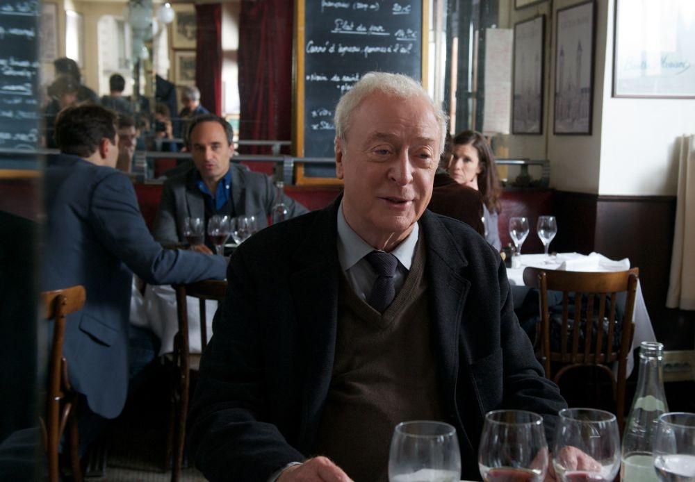 Mister Morgan: Michael Caine è il tenero Mr. Morgan in una scena
