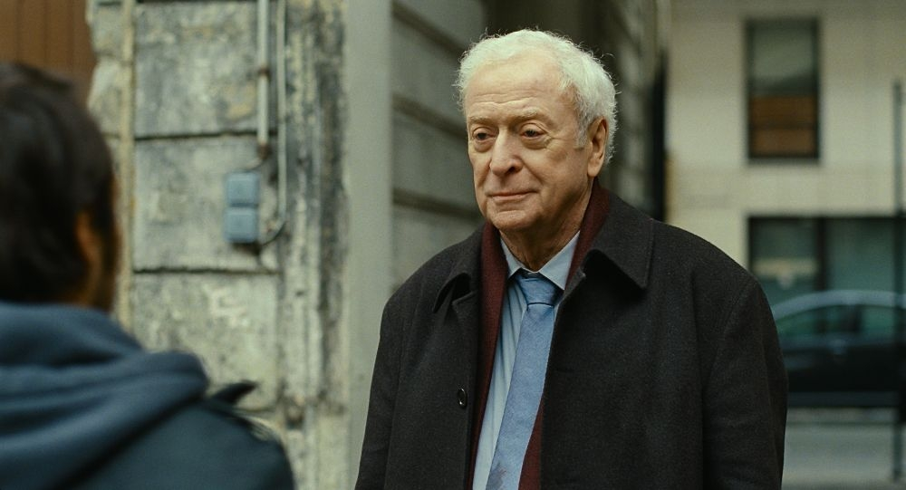 Mister Morgan: Michael Caine nei panni di Mr. Morgan in una scena