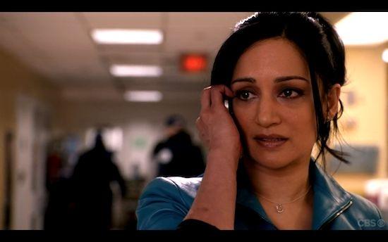 The Good Wife: Archie Panjabi in una scena dell'episodio The Last Call