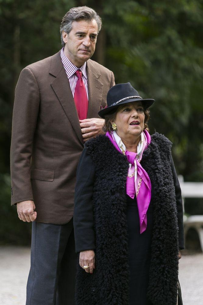 Un matrimonio da favola: Max Tortora in un momento del film con Roberta Fiorentini