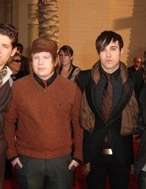 Una foto di Fall Out Boy