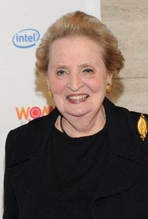 Una foto di Madeleine Albright