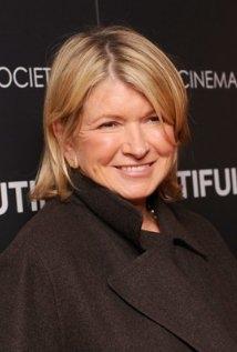 Una foto di Martha Stewart