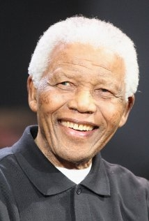 Una foto di Nelson Mandela