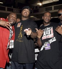 Una foto di Three 6 Mafia