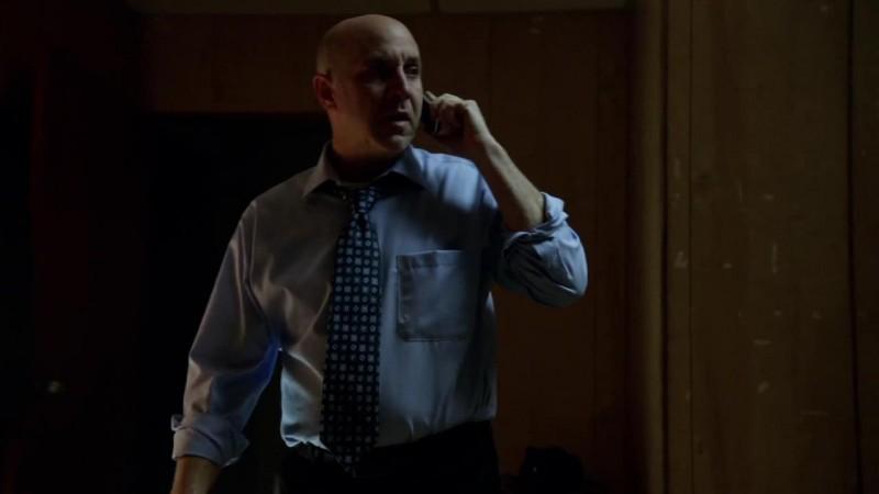Arrow: Brian Markinson nell'episodio Cena di Natale della prima stagione