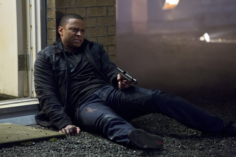 Arrow: David Ramsey nell'episodio Sacrificio, finale della prima stagione