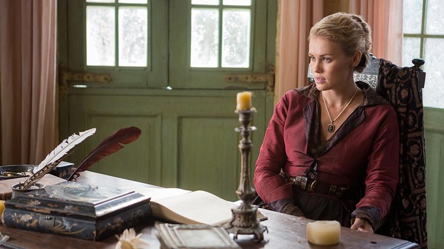 Black Sails: Hannah New nel settimo episodio della prima stagione