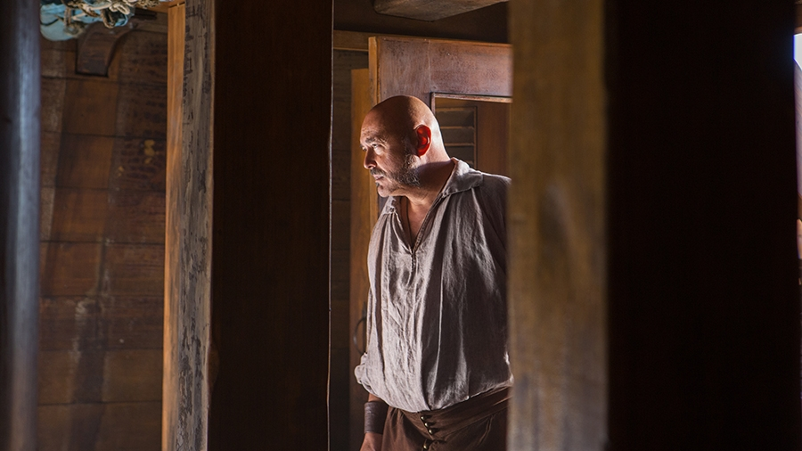 Black Sails: Mark Ryan nel quinto episodio della prima stagione