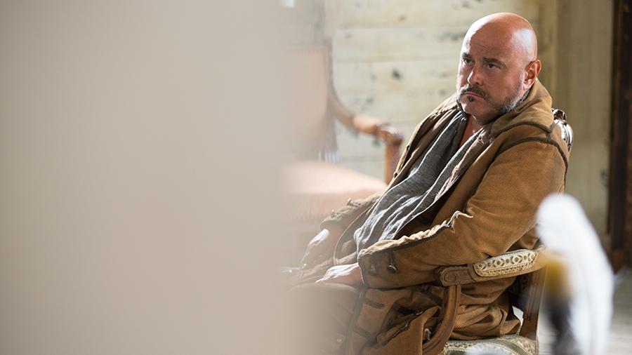 Black Sails: Mark Ryan nel settimo episodio della prima stagione