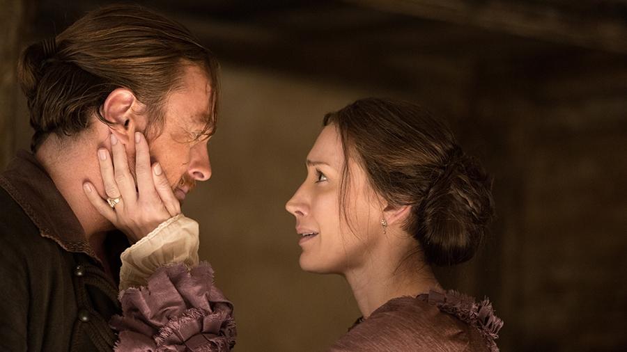 Black Sails: Toby Stephens e Louise Barnes nel settimo episodio della prima stagione