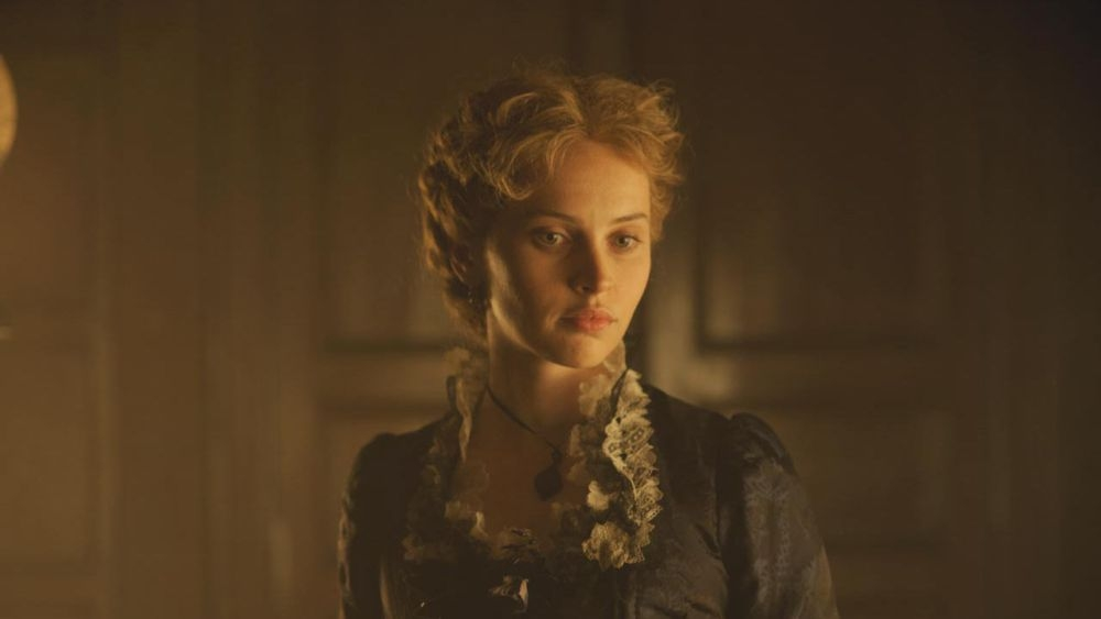 Felicity Jones in The Invisible Woman