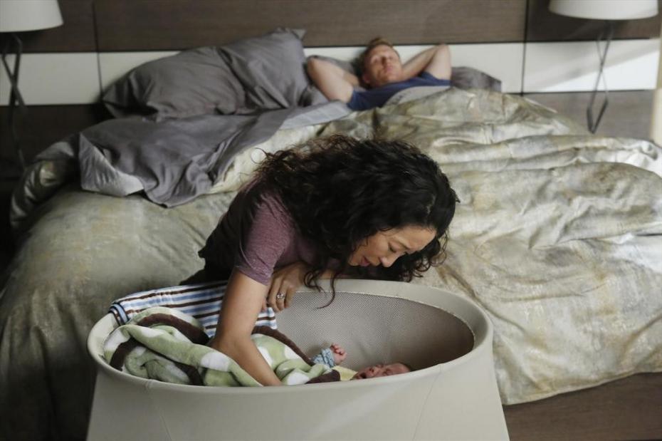 Grey's Anatomy: Sandra Oh e Kevin McKidd nell'episodio Do You Know?