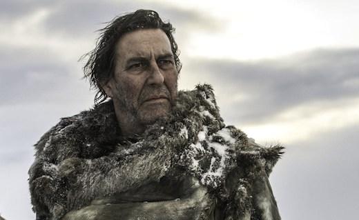 Il trono di spade: un'immagine con Ciaran Hinds nei panni di Mance Rayder