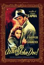 La copertina di Arriva John Doe (dvd)