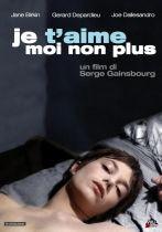 La copertina di Je t\'aime, moi non plus (dvd)