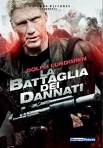 La copertina di La battaglia dei dannati (dvd)