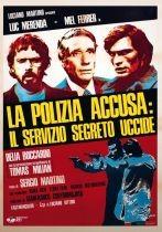 La copertina di La polizia accusa: il servizio segreto uccide (dvd)